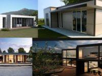 Qual é a diferença de casa modular e construção tradicional