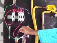 Como montar a instalação elétrica de sua casa