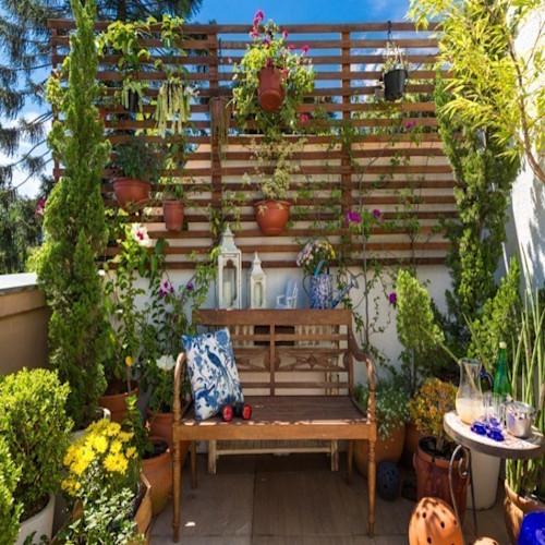 como decorar quintal pequeno