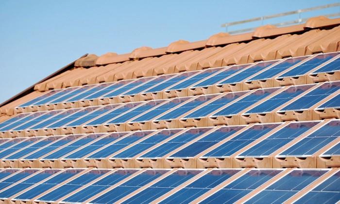 telhas fotovoltaica