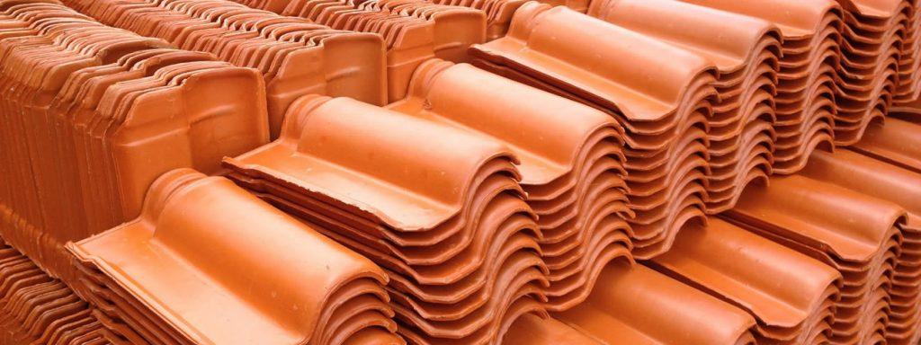 tipos telhas ceramicas