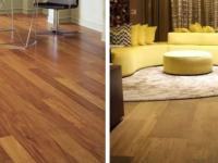 piso ceramica madeira