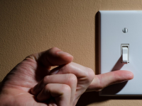 como instalar interruptor luz