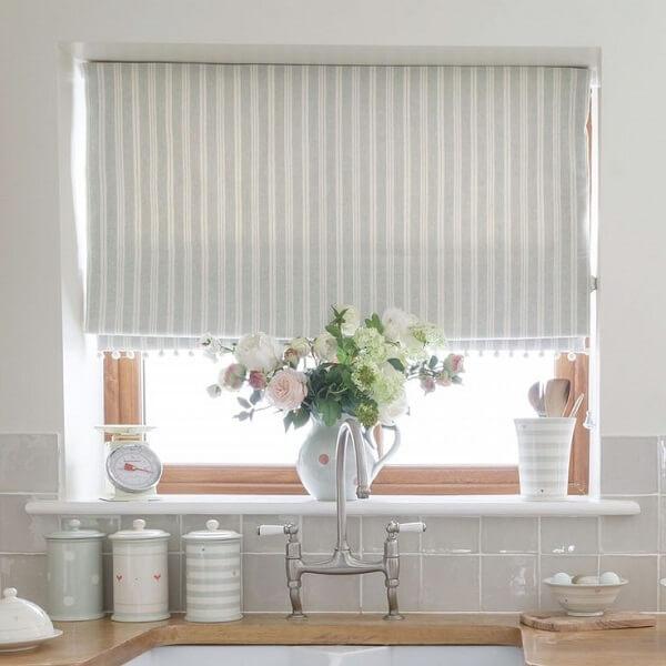 cortinas de cozinhar