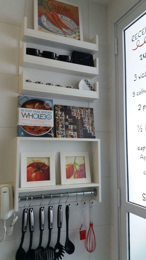 cozinha com nicho