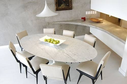 mesa oval