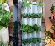 montar horta vertical