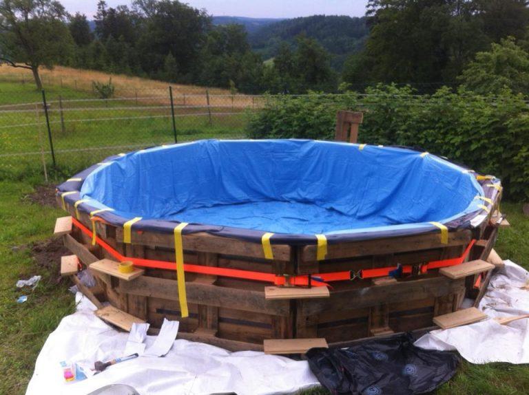 piscina 500 reais