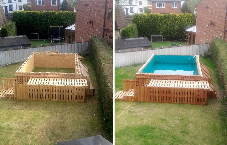 piscina barata