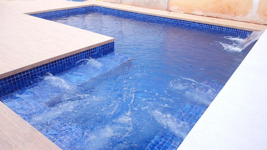 piscina linda