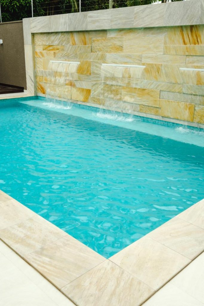 piscina modelo