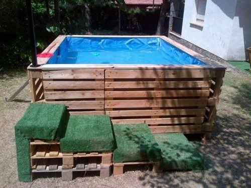 piscina movel