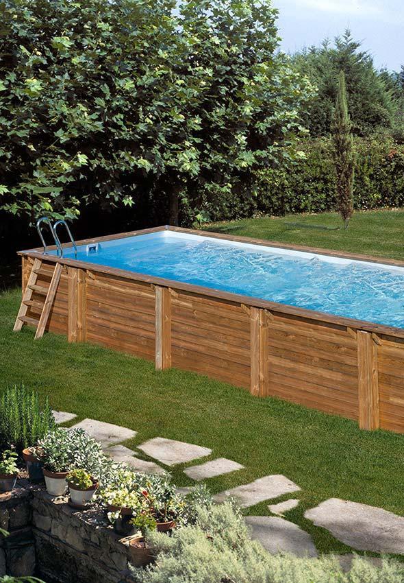 piscina palete