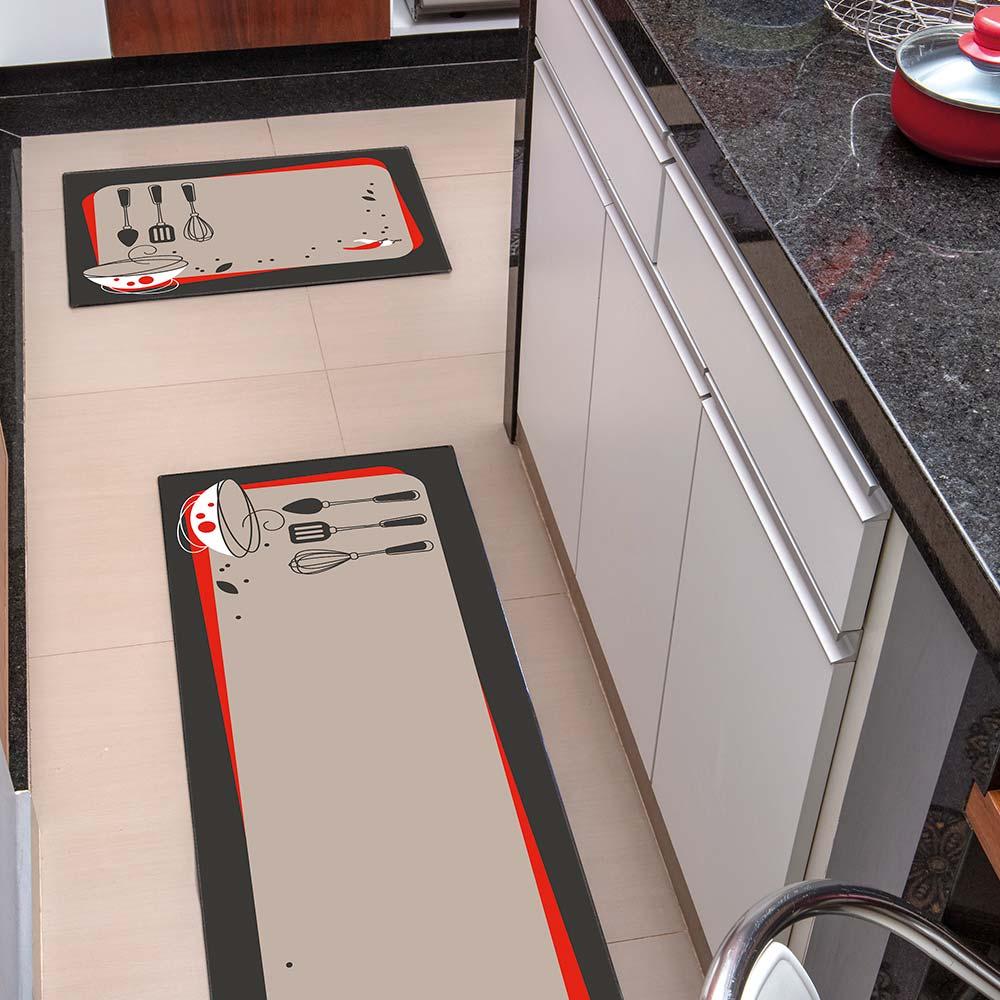 tapetes cozinha dicas