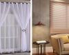 cortina ou persiana